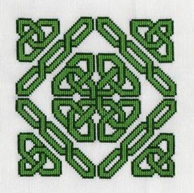 click here to view larger image of Celtic Knot (chart)