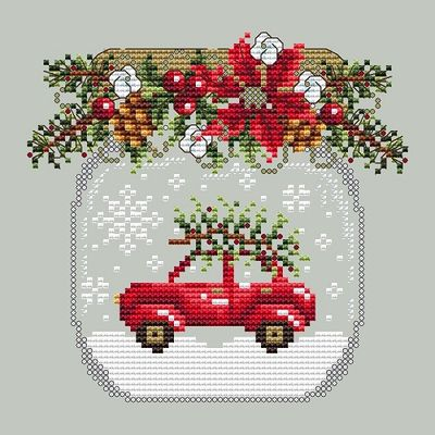 click here to view larger image of Car Snowglobe (chart)