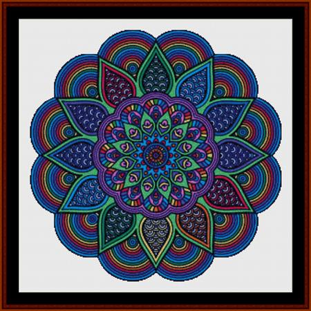 click here to view larger image of Mandala 14 (chart)
