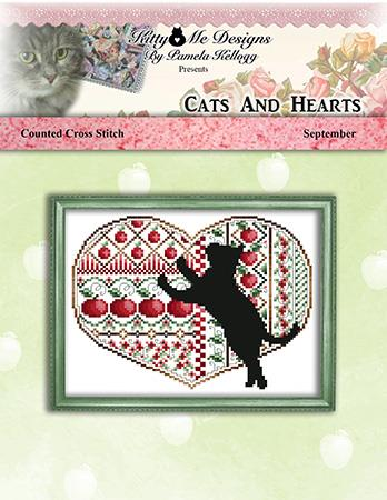 click here to view larger image of Cats and Hearts September (chart)