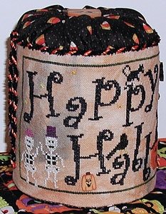 click here to view larger image of Halloween Hop Drum (chart)