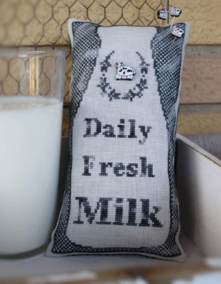 click here to view larger image of Daily Fresh Milk (w/button) (chart)