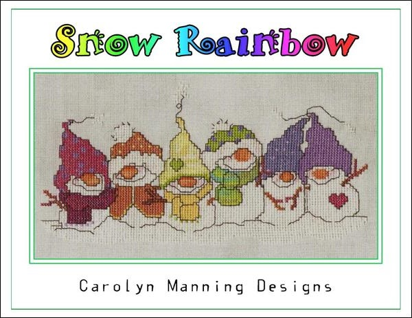 click here to view larger image of Snow Rainbow (chart)