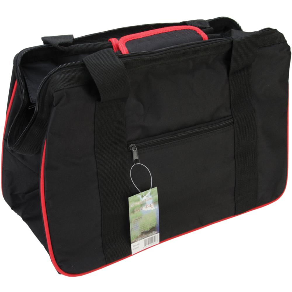 click here to view larger image of Eco Bag - Black & Red (accessory)