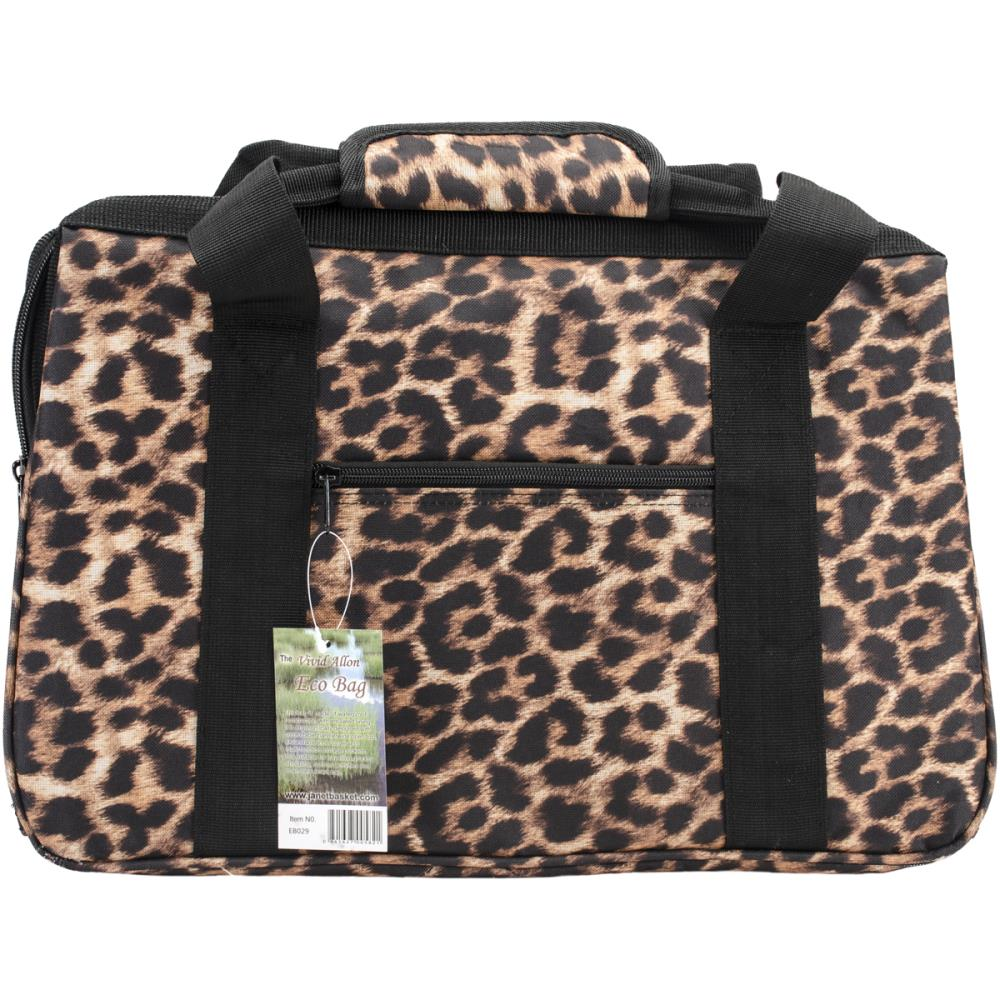 click here to view larger image of Eco Bag - Leopard (accessory)