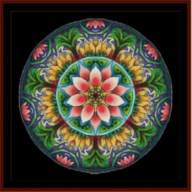 Mandala 11 - click here for more details about chart