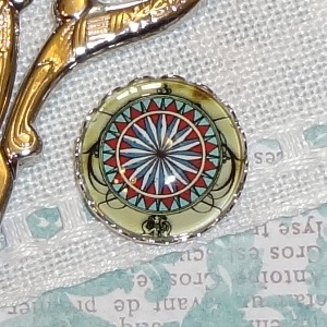 click here to view larger image of Compass Red Needle Minder (accessory)