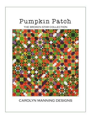 click here to view larger image of Pumpkin Patch (chart)