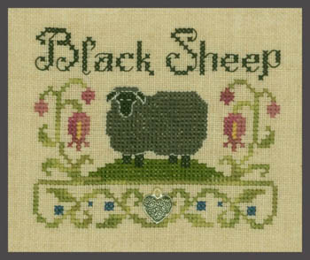 click here to view larger image of Black Sheep (chart)