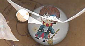 click here to view larger image of Harry Potter Magnet (magnet)