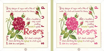 click here to view larger image of Roses Syrup (chart)