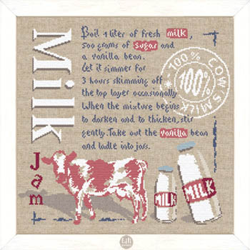 click here to view larger image of Milk Jam (chart)