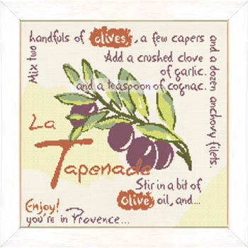 click here to view larger image of La Tapenade (chart)