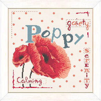 click here to view larger image of Poppy (chart)