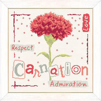 click here to view larger image of Carnation (chart)
