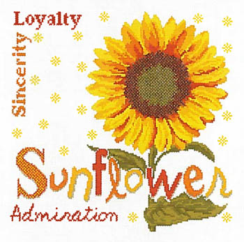 click here to view larger image of Sunflower (chart)