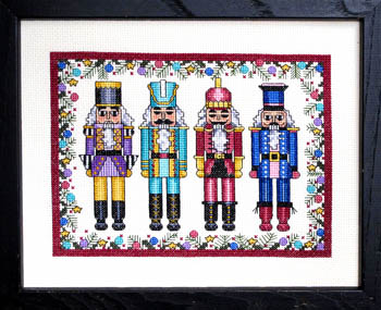 click here to view larger image of Royal Nutcrackers (chart)