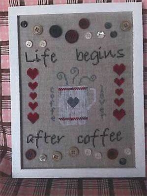 click here to view larger image of I Love Coffee (chart)