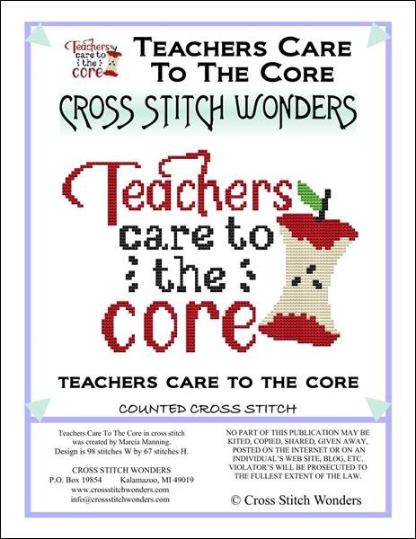 click here to view larger image of Schools Out - Teachers Care To The Core (chart)