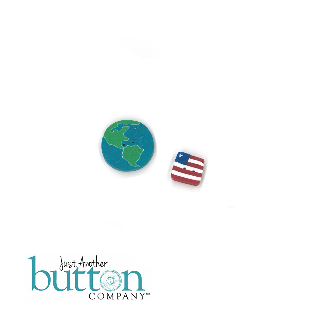 click here to view larger image of Lunar Landing (button pack)