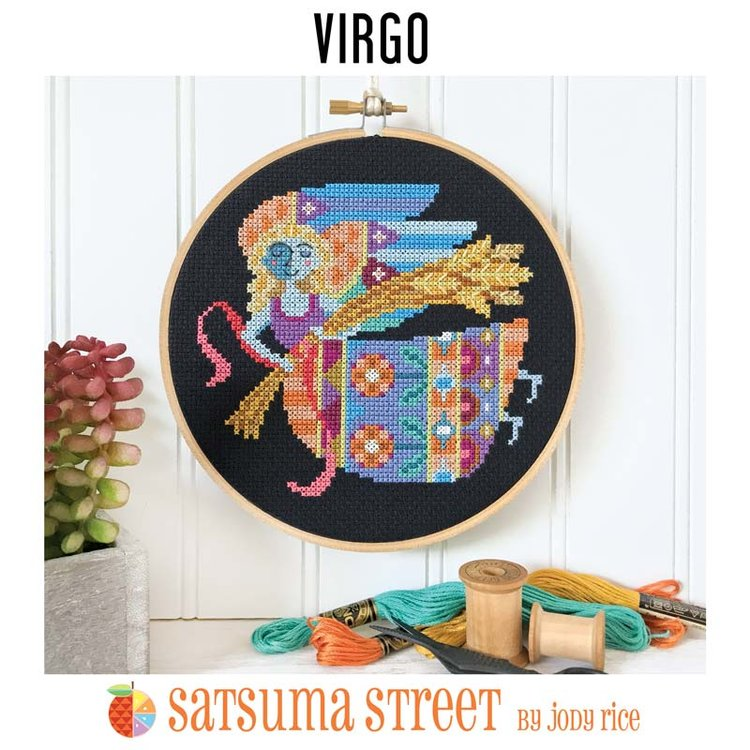 click here to view larger image of Virgo (chart)