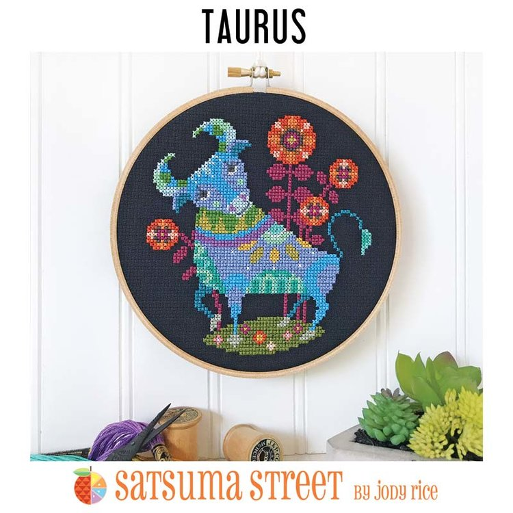 click here to view larger image of Taurus (chart)