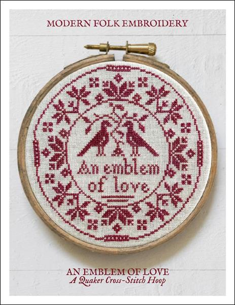click here to view larger image of An Emblem of Love (chart)
