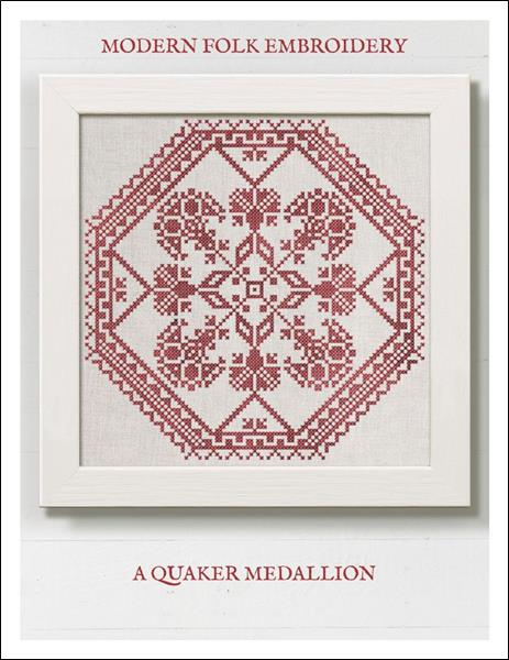 click here to view larger image of Quaker Medallion, A (chart)