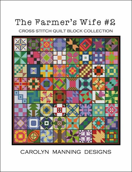 click here to view larger image of Farmers Wife 2 (chart)