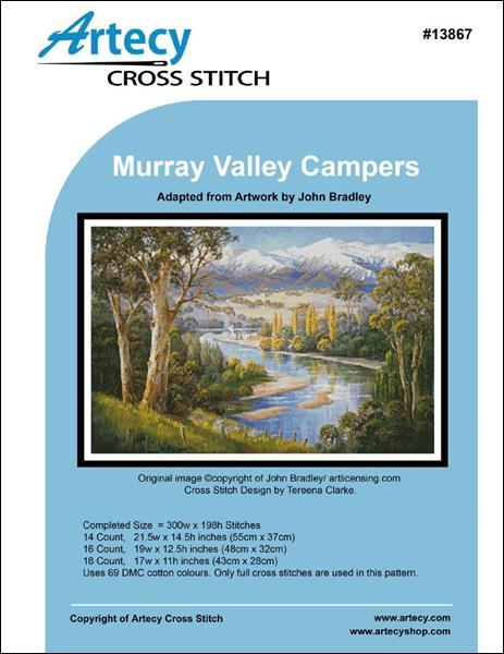 click here to view larger image of Murray Valley Campers  (John Bradley) (chart)