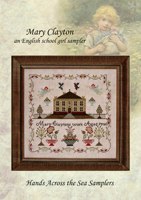 click here to view larger image of Mary Clayton (chart)