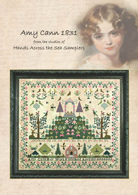 click here to view larger image of Amy Cann 1831 (chart)
