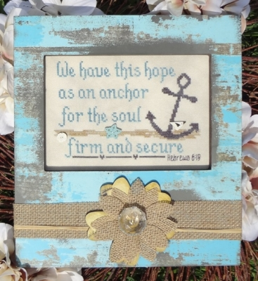 click here to view larger image of An Anchor For The Soul (chart)