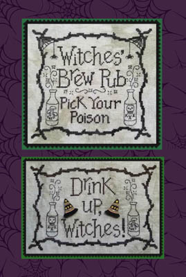 click here to view larger image of Witches Brew Pub (chart)