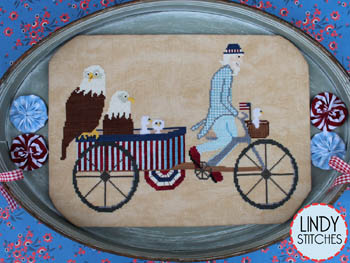 click here to view larger image of Uncle Sam's Rickshaw (chart)