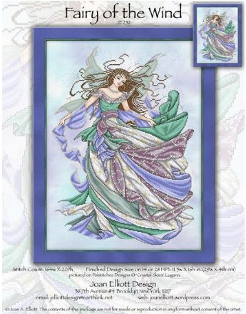 click here to view larger image of Fairy of the Wind (chart)