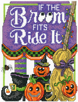click here to view larger image of Ride the Broom (chart)