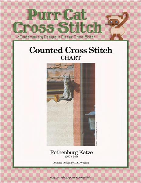 click here to view larger image of Rothenburg Katze (chart)