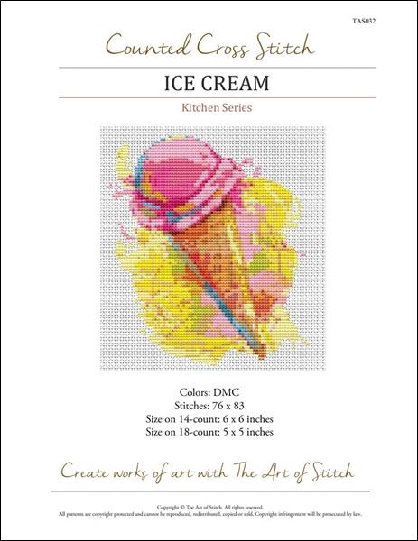 click here to view larger image of Ice Cream (chart)
