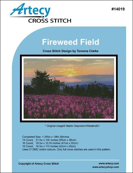 click here to view larger image of Fireweed Field (chart)