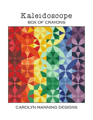 click here to view larger image of Kaleidoscope - Box of Crayons (chart)