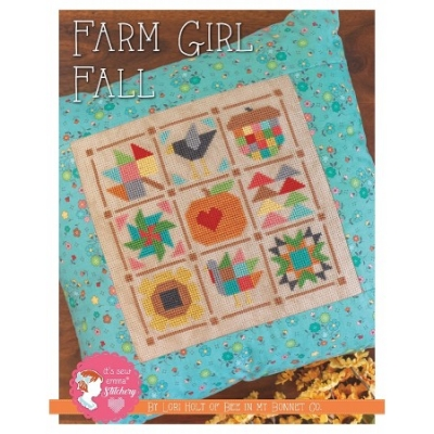 click here to view larger image of Farm Girl Fall (chart)