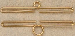 click here to view larger image of Oslo Brass Bellpull (accessory)