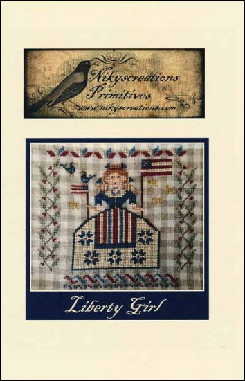click here to view larger image of Liberty Girl (chart)