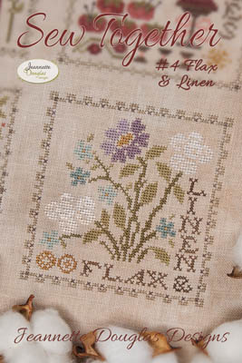 click here to view larger image of Sew Together 4 Flax & Linen (chart)