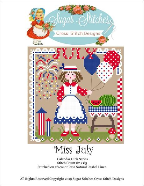 click here to view larger image of Miss July (chart)