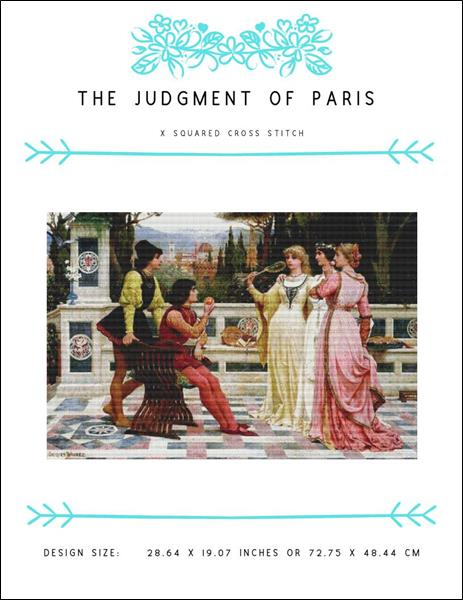 click here to view larger image of Judgment of Paris, The (chart)