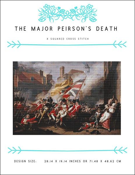 click here to view larger image of Major Peirsons Death, The (chart)