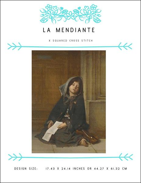 click here to view larger image of La Mendiante (chart)