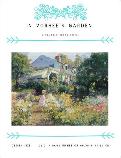 click here to view larger image of In Vorhees Garden (chart)